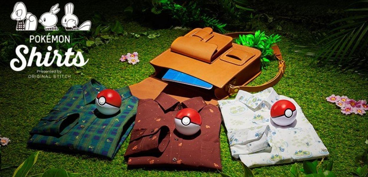 Pokémon Shirts: disponibili i primi design dedicati a Hoenn