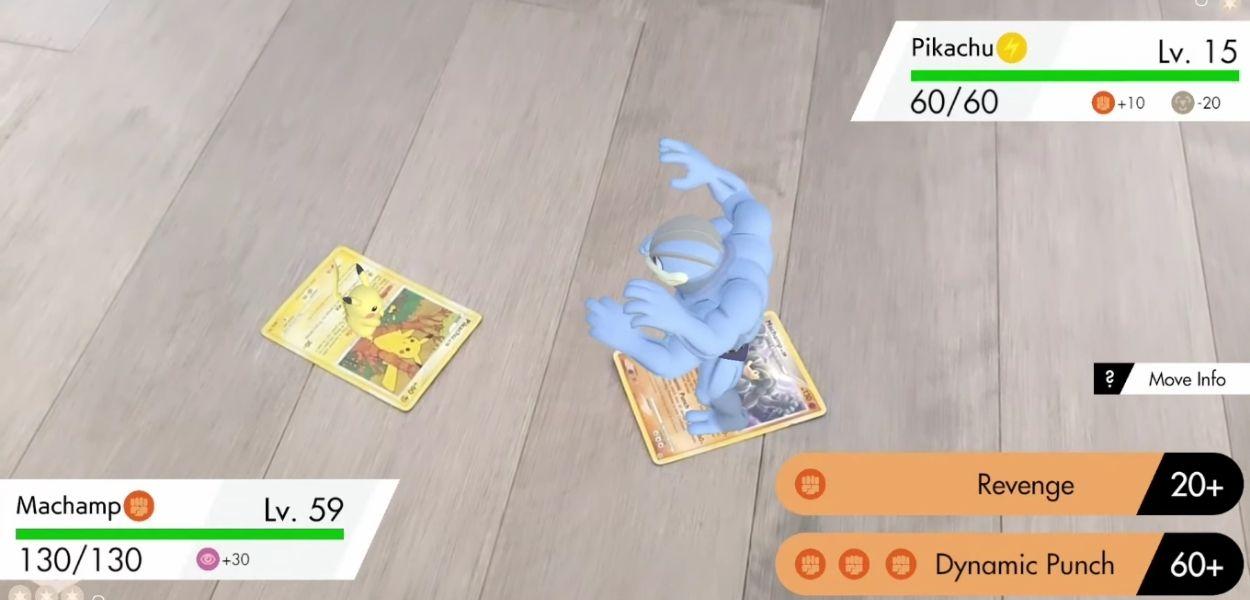 Fan anima le carte Pokémon con la realtà aumentata