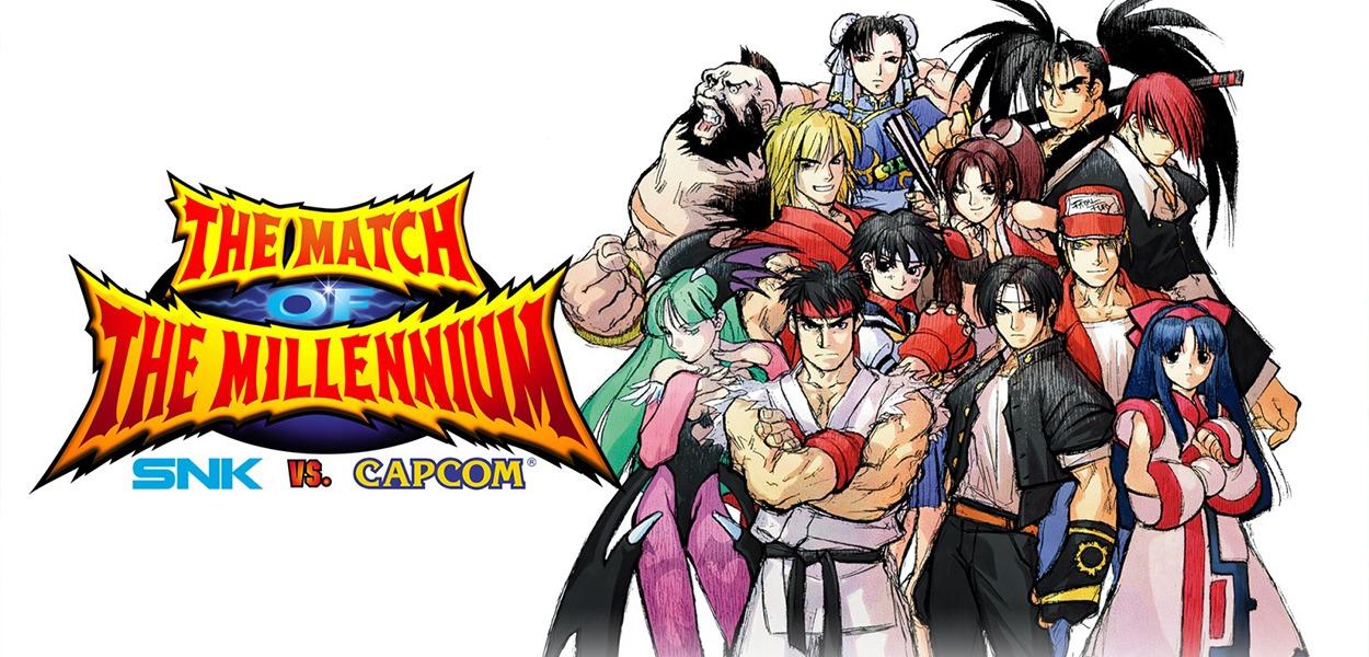 SNK vs. Capcom: Match of the Millennium, Recensione: il crossover manesco anni '90