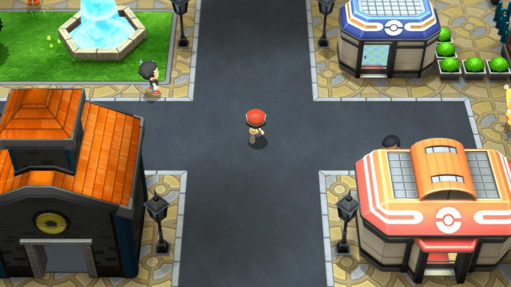 Pokémon Diamante Lucente Perla Splendente