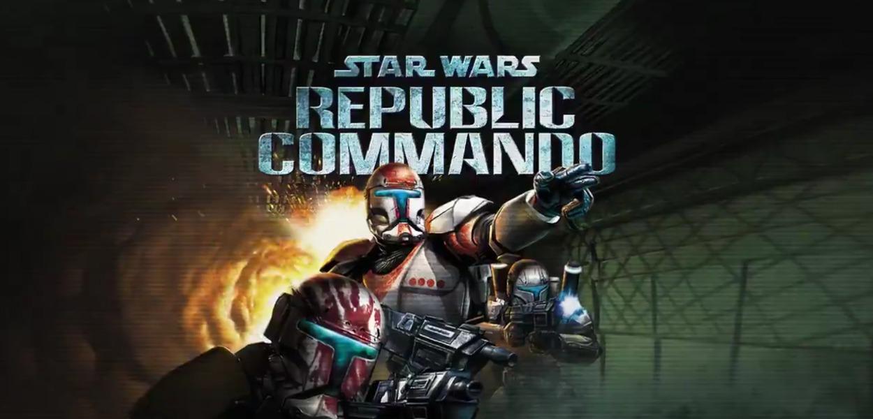 Star Wars: Republic Commando, mostrato un nuovo video gameplay