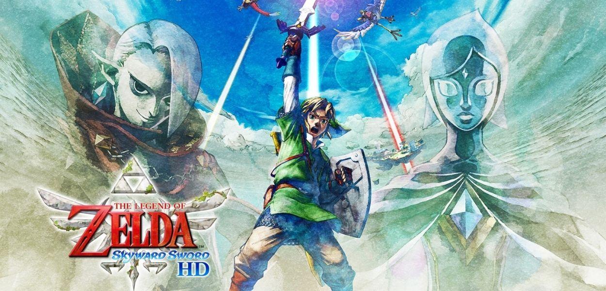 Zelda Skyward Sword HD rientra già tra i titoli più preordinati su Amazon