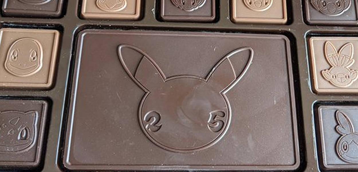 Dei cioccolatini suggeriscono i remake di Pokémon Diamante e Perla?