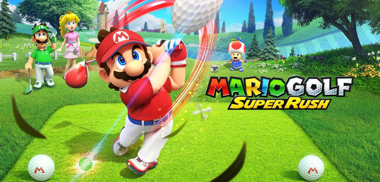 Mario Golf Super Rush annunciato per Nintendo Switch