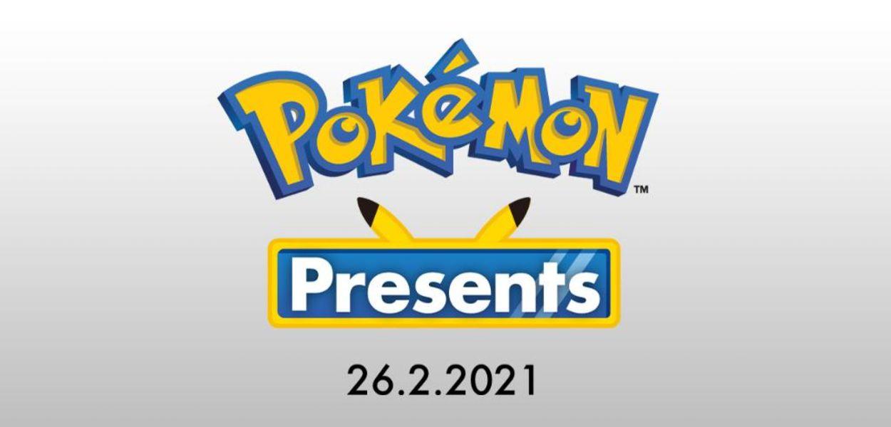 Annunciato un Pokémon Presents per il 26 febbraio: grandi annunci in arrivo!