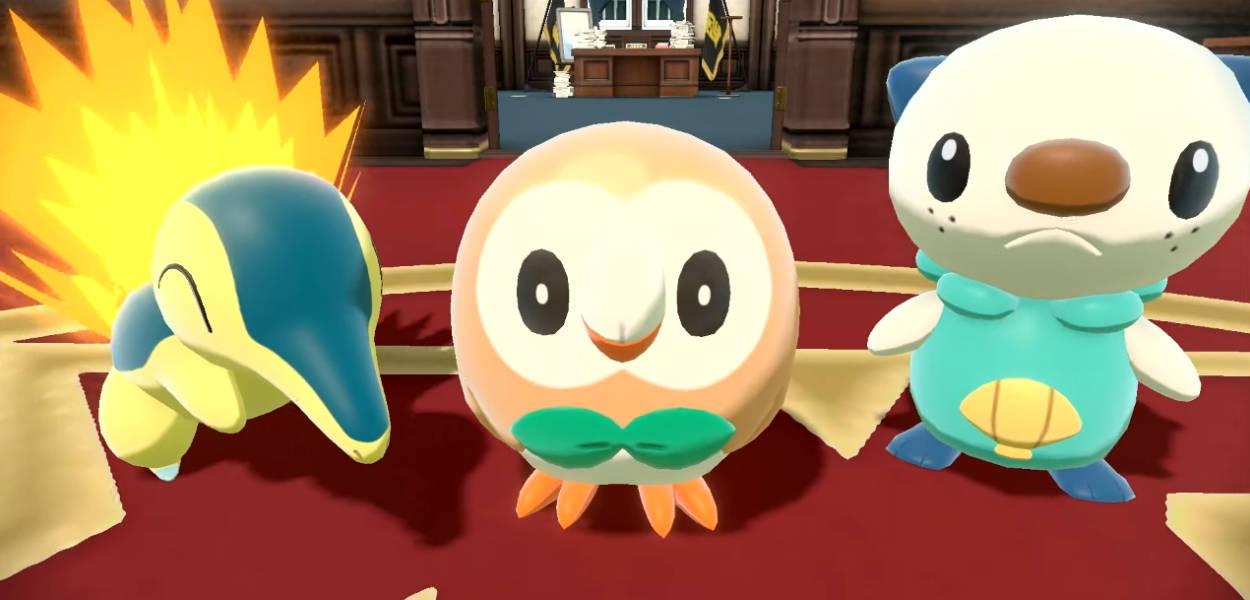 Rumor, in Leggende Pokémon: Arceus ci saranno nuove evoluzioni regionali?