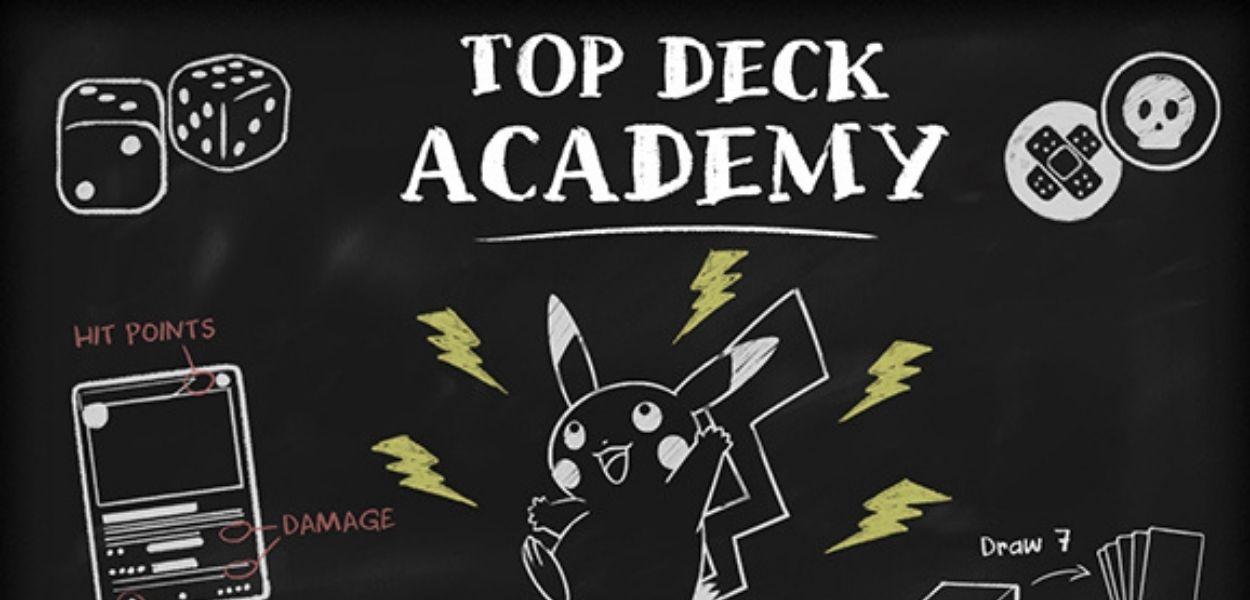 Top Deck Academy: la nuova web serie per imparare il GCC Pokémon