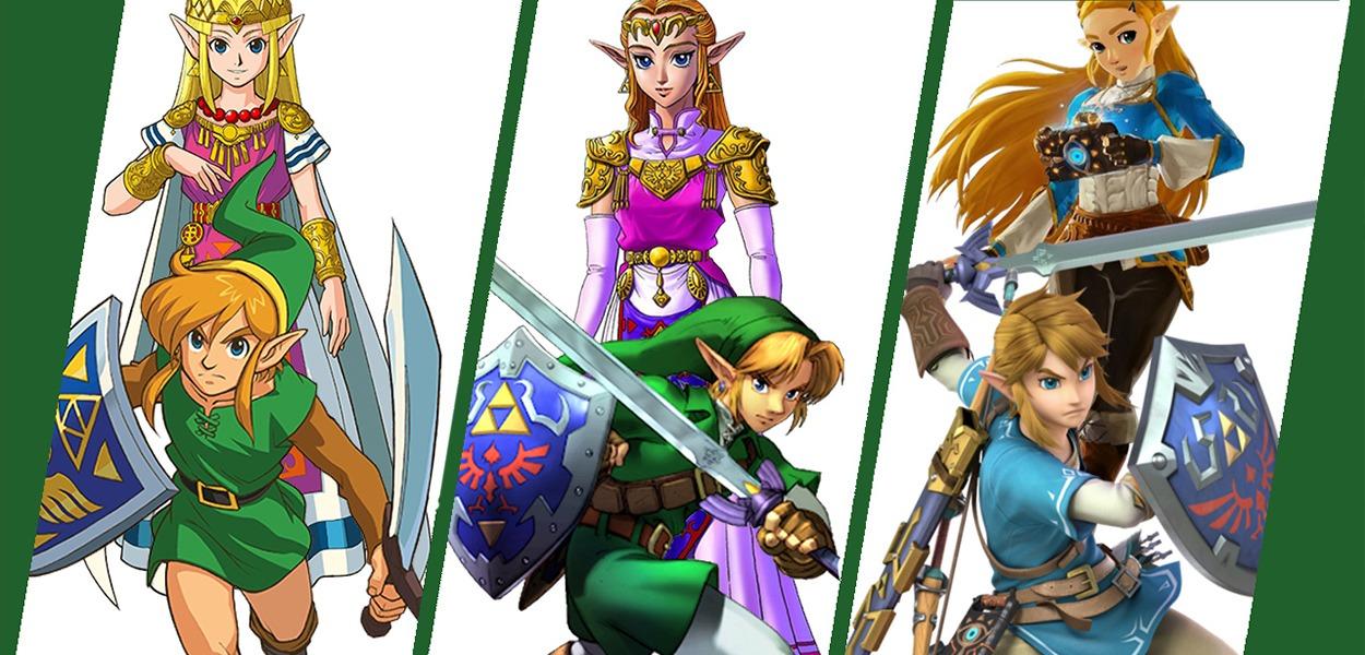 The Legend of Zelda: una fiaba lunga 35 anni