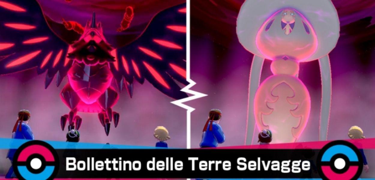 I Pokémon di tipo Volante e Folletto invadono i Raid Dynamax di Pokémon Spada e Scudo