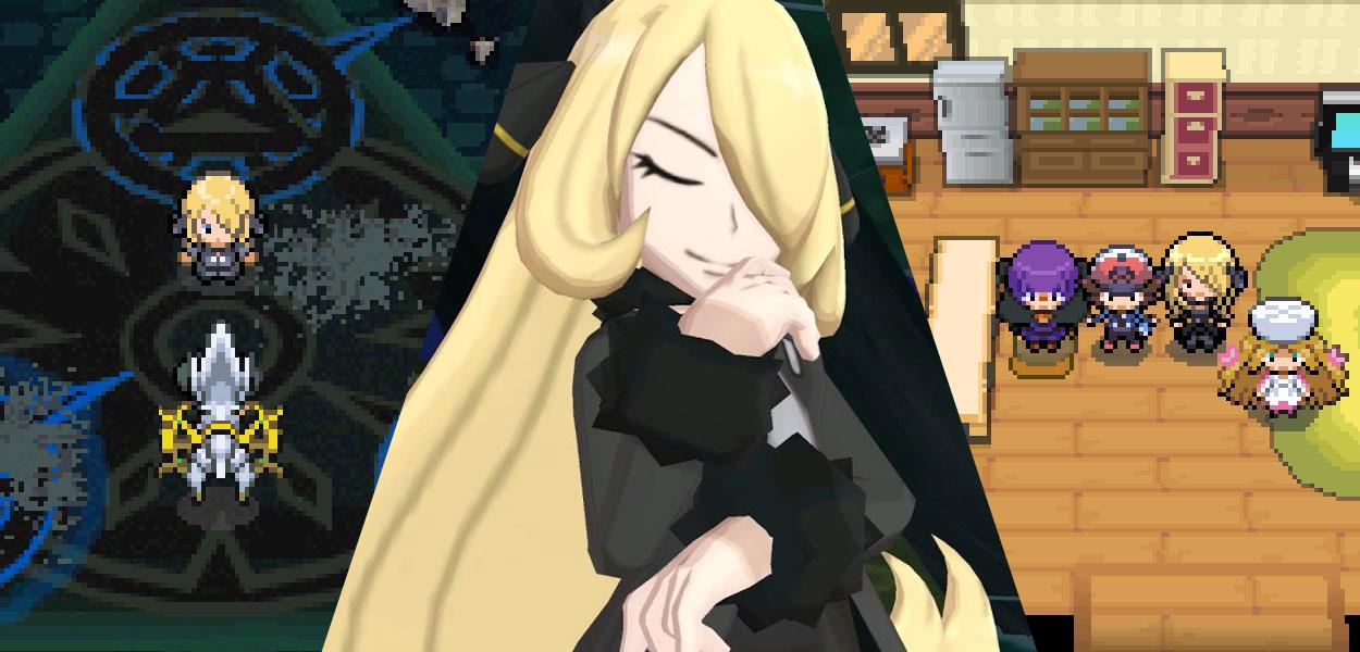 Camilla potrebbe essere la Professoressa di Leggende Pokémon: Arceus?