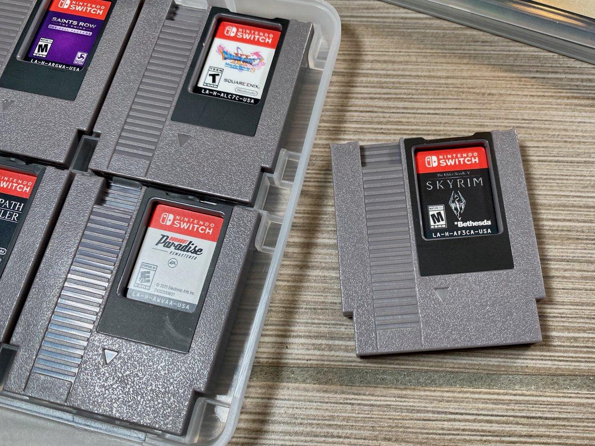 Cartucce NES