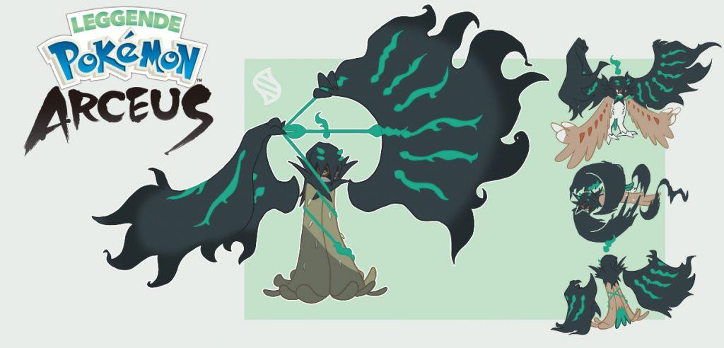 Uno degli starter Pokémon nella sua megaevoluzione secondo l'artista