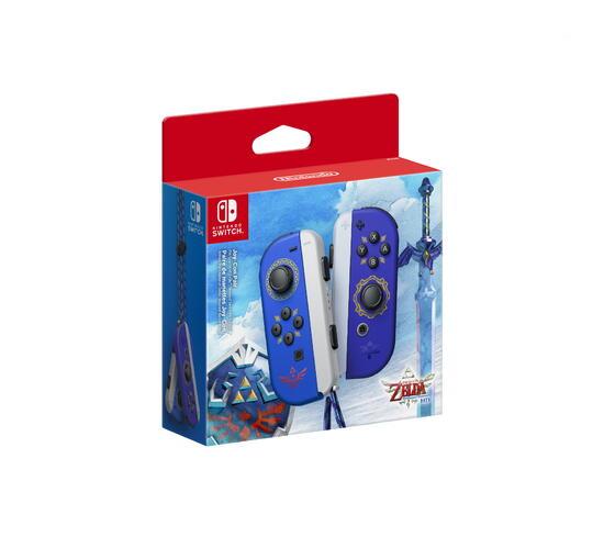 Joy-Con Zelda