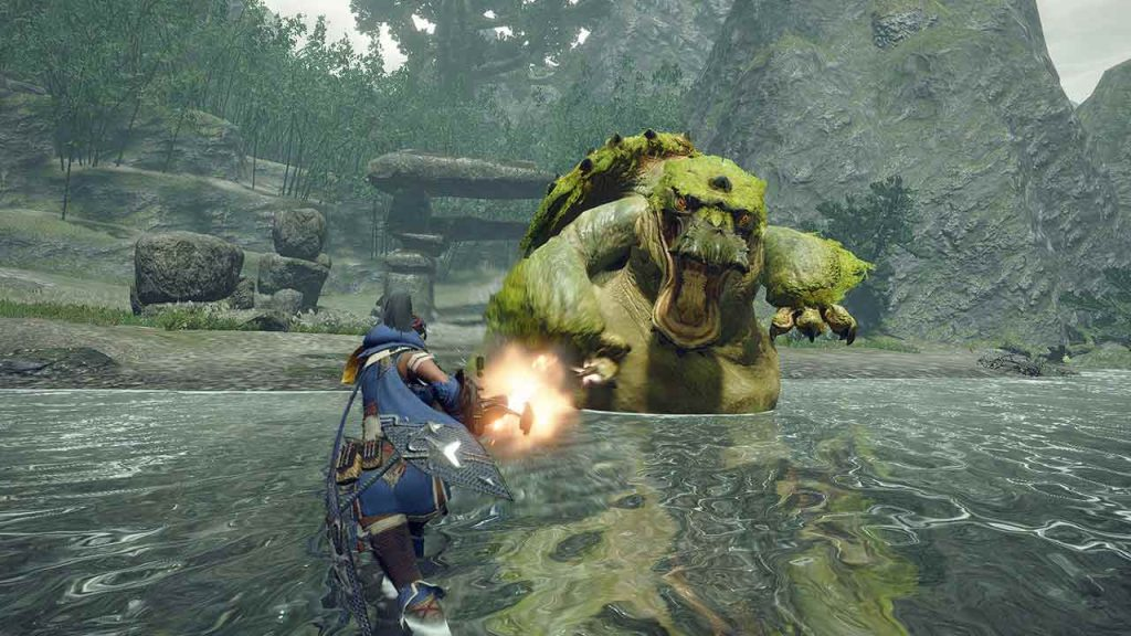 aggiornamento Monster Hunter Rise