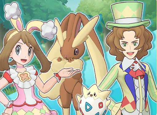 Pokémon Masters EX si prepara a festeggiare Pasqua