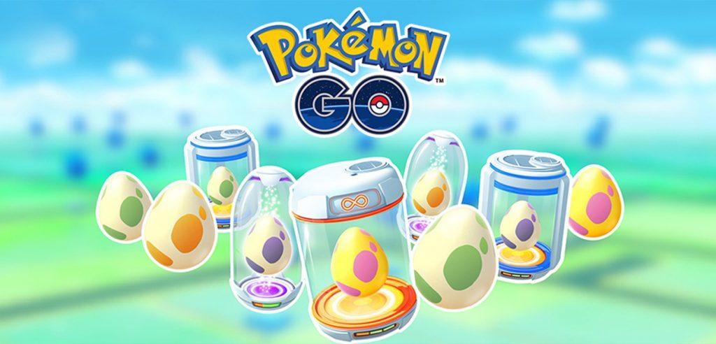 Pokémon GO Uova