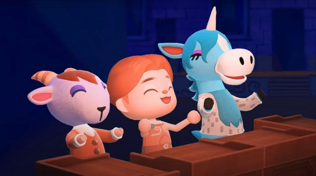 Animal Crossing Hercules Vittorio Giuliano