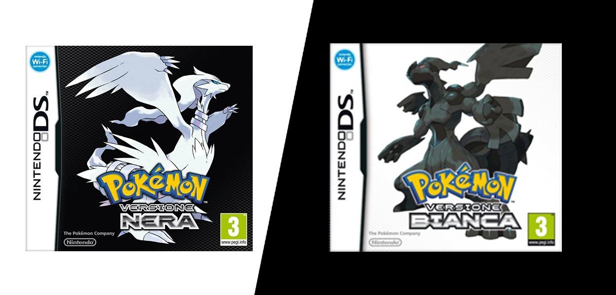 10 anni fa uscivano Pokémon Nero e Bianco in Italia