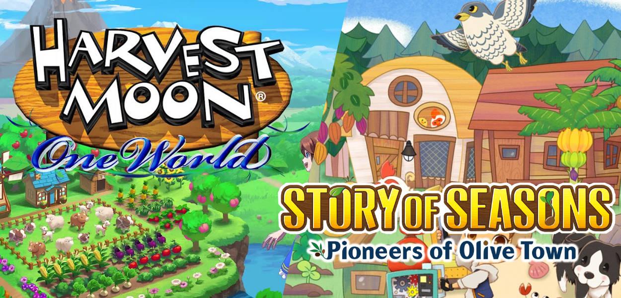 Harvest Moon o Story of Seasons: quale scegliere?