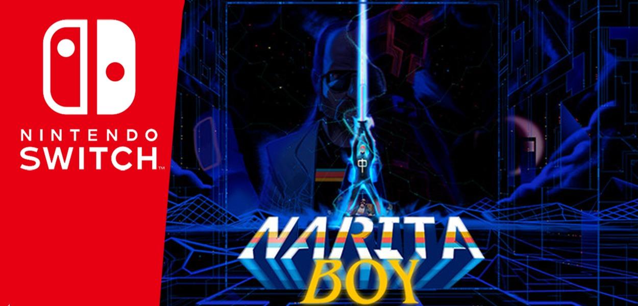 Narita Boy, Recensione: un viaggio onirico nel cyberspazio