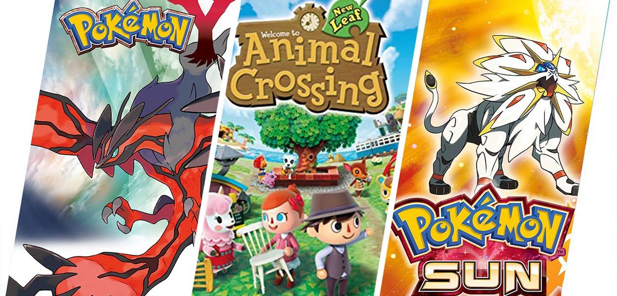 I 30 videogiochi per Nintendo 3DS più venduti di tutti i tempi in Giappone