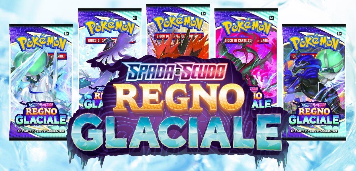 Regno Glaciale: presentata la prossima espansione italiana del GCC Pokémon