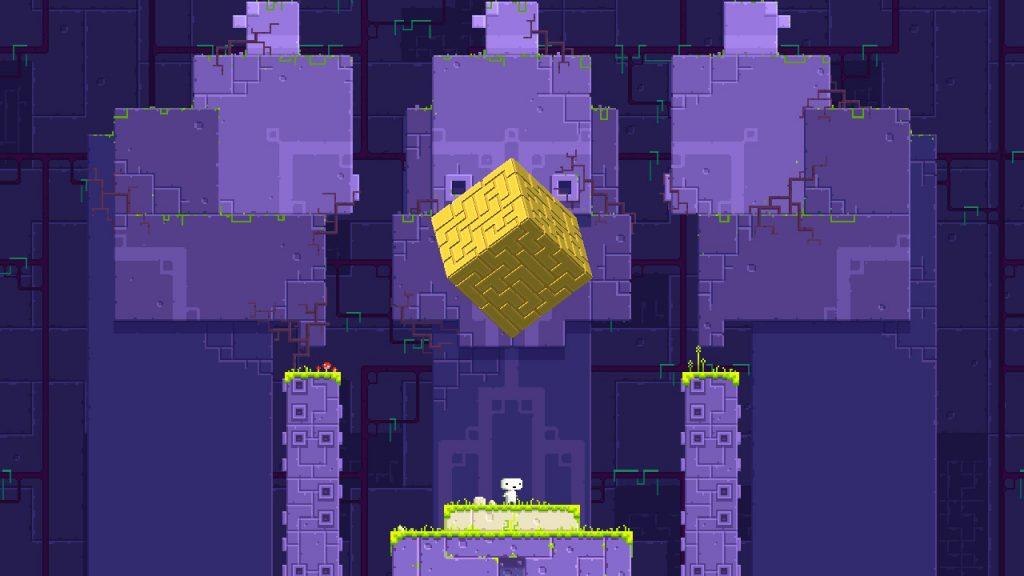 FEZ cubo d'oro