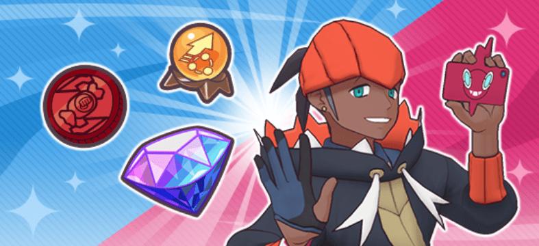 Laburno monopolizza la scena di Pokémon Masters EX