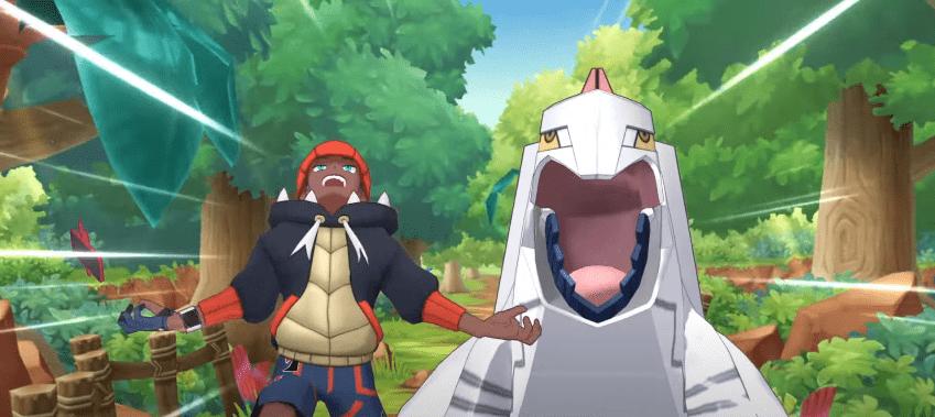 Laburno sta per sbarcare in Pokémon Masters EX
