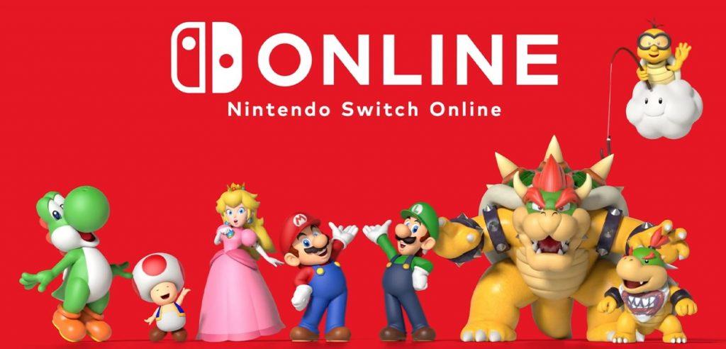 app Nintendo Switch Online