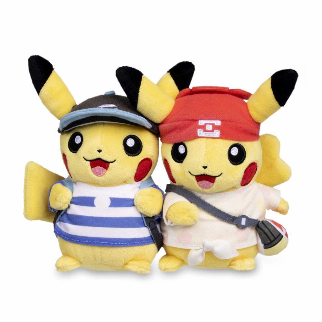 Peluche di Pikachu Alola
