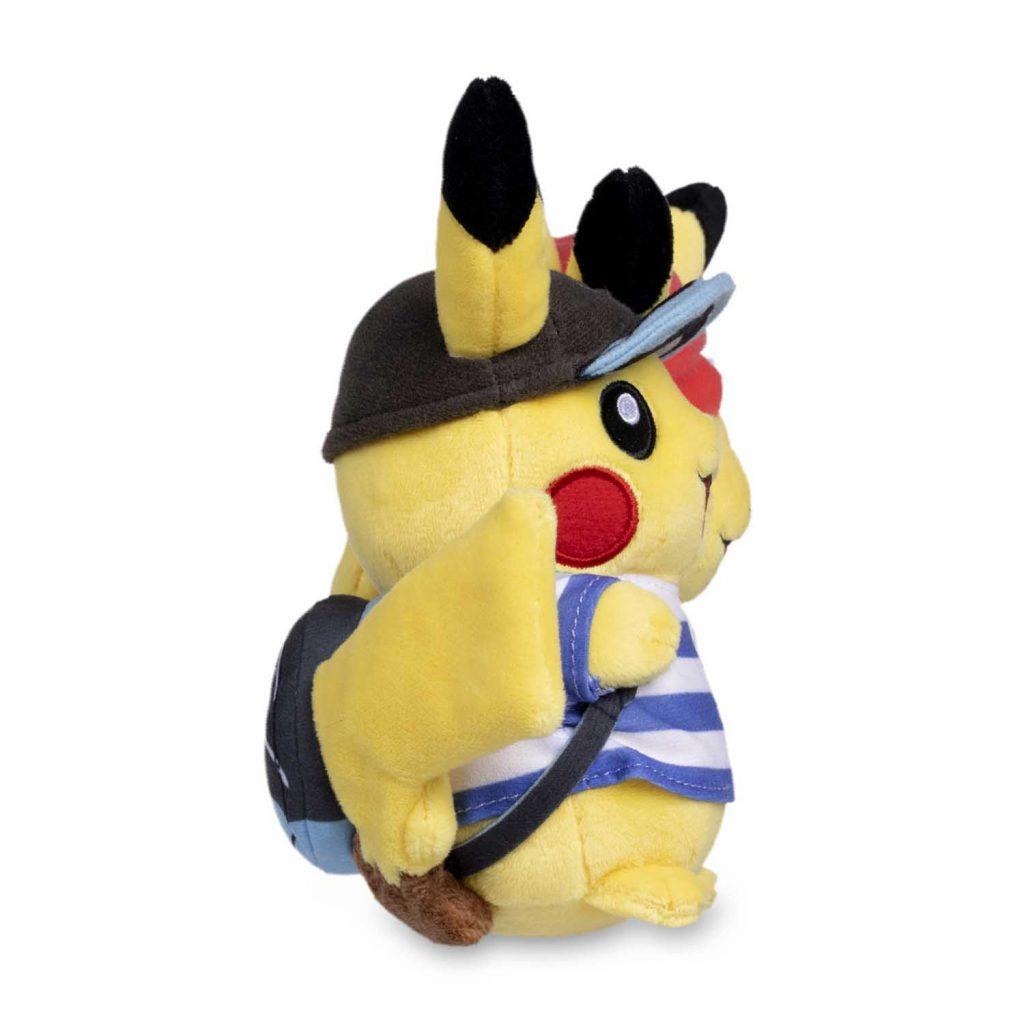 Pluche di Pikachu Alola