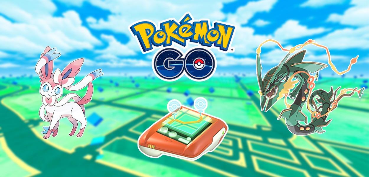 Route Maker e nuovi modelli 3D di Kalos e delle mega nel datamine di Pokémon GO