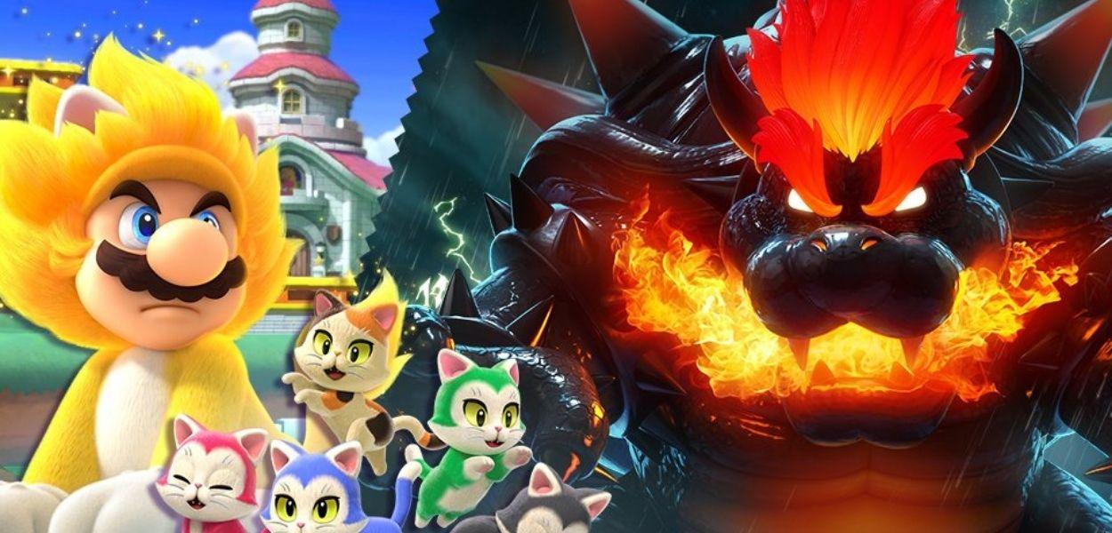 Gli Spiriti di Super Mario 3D World arrivano su Super Smash Bros. Ultimate