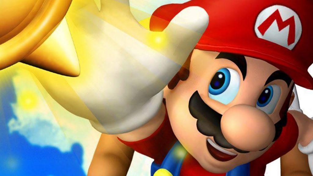 Super Mario Sunshine particolare
