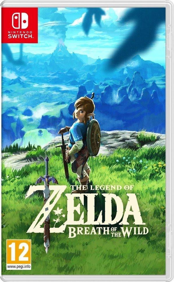 Fenyx Zelda