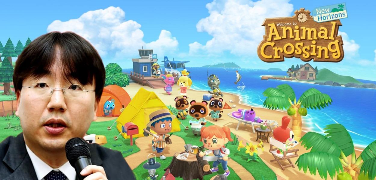 Nintendo parla dell'impatto di Animal Crossing sulla crescita di Switch ~  Pokémon Millennium