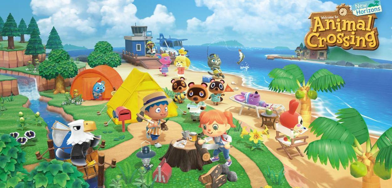 Animal Crossing: New Horizons a un prezzo speciale su Amazon Italia