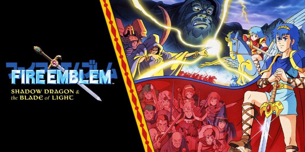 Fire Emblem copertina