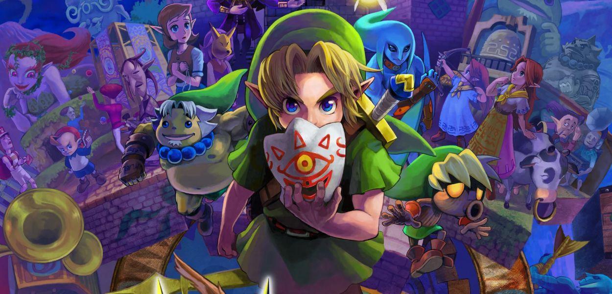 The Legend of Zelda: Majora's Mask compie 21 anni in Giappone