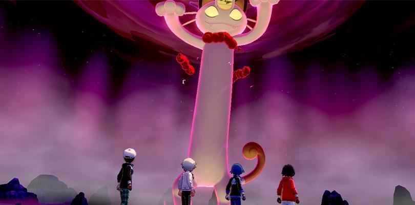 raid gigamax meowth
