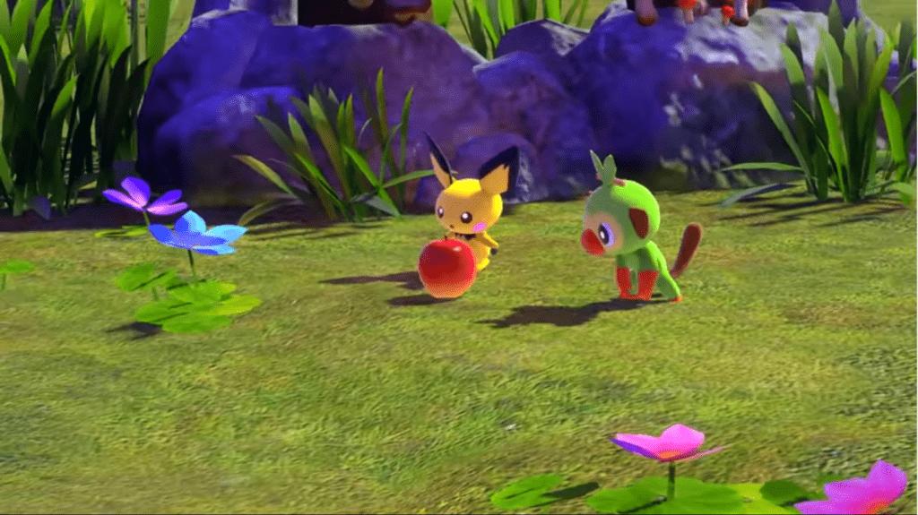 new pokémon snap disponibile su Nintendo Switch