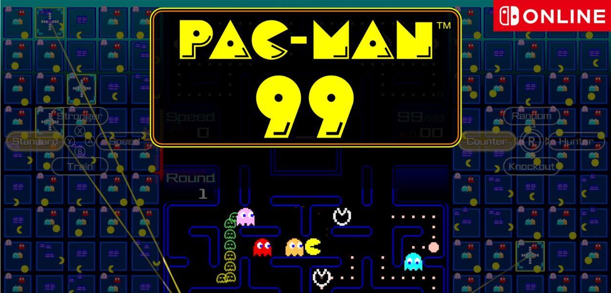 Annunciato PAC-MAN 99: gratis per gli iscritti Nintendo Switch Online