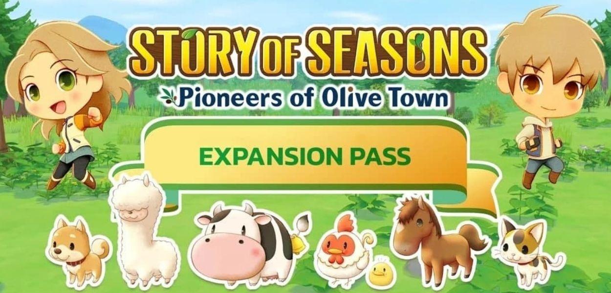 In arrivo il primo DLC di Story of Seasons