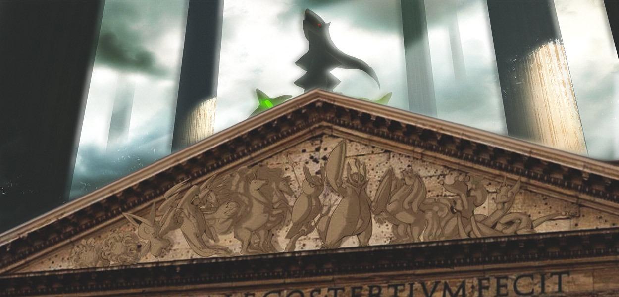 Un viaggio tra i Pokémon e la mitologia dell'antica Grecia