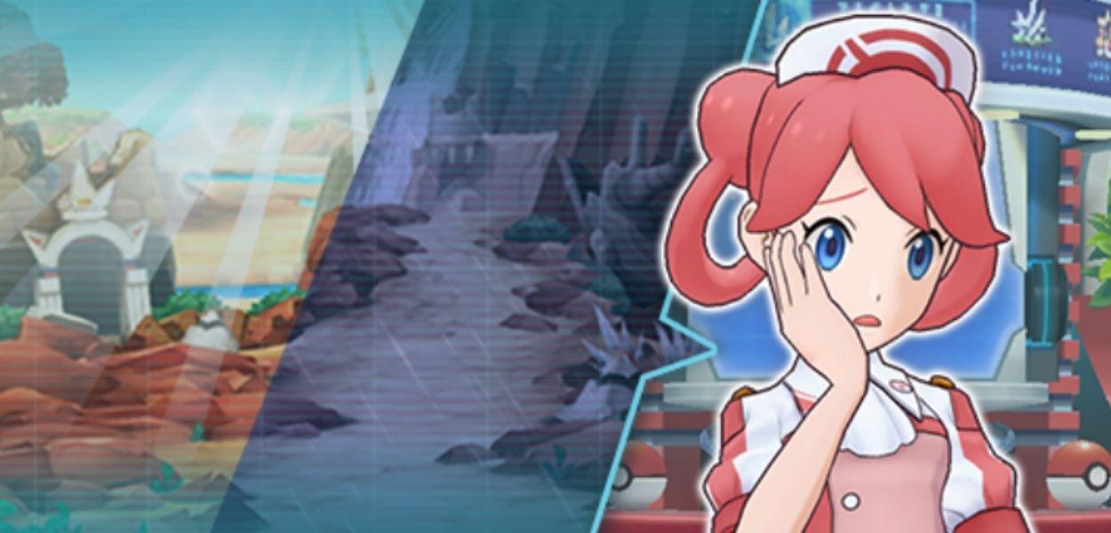 È arrivato l'evento Allerta meteo su Pokémon Masters EX