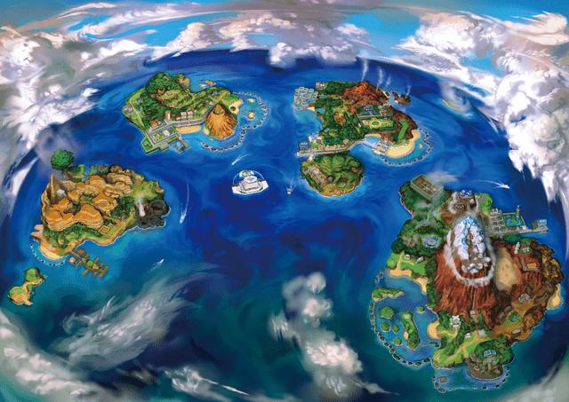 Alola monopolizzerà Pokémon Masters EX