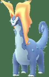 Aurorus Pokémon GO