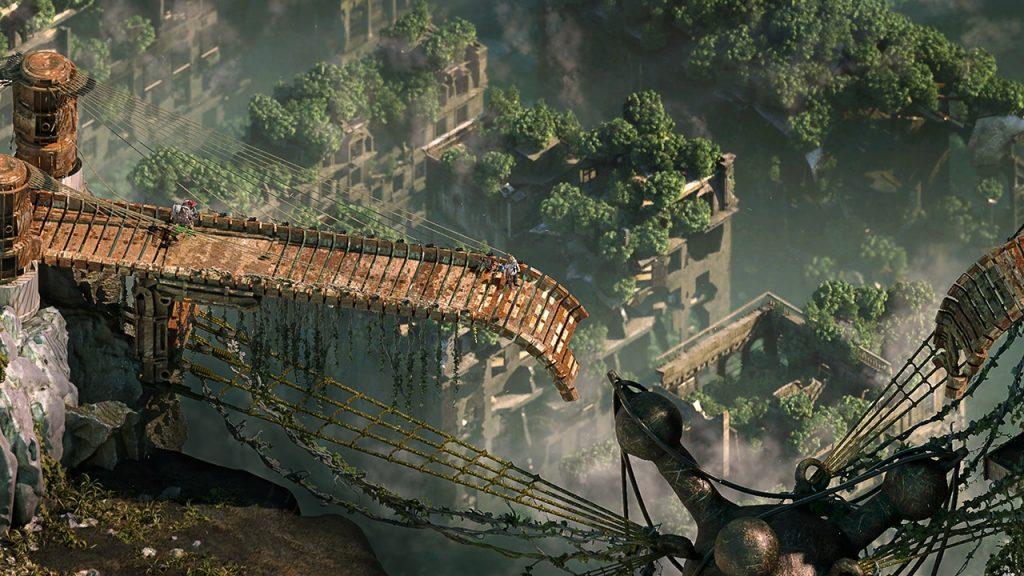 Beautiful desolation giungla