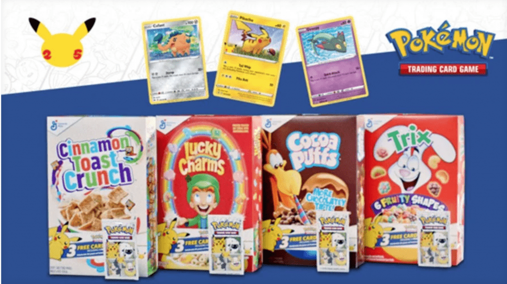 Bagarinaggio carte Pokémon